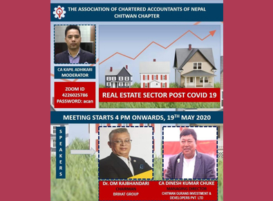 Real Estate Sector Post Covid - 19